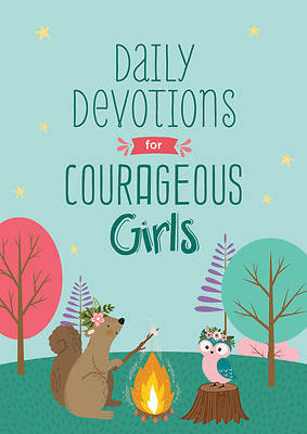Picture of Daily Devotions for Courageous Girls