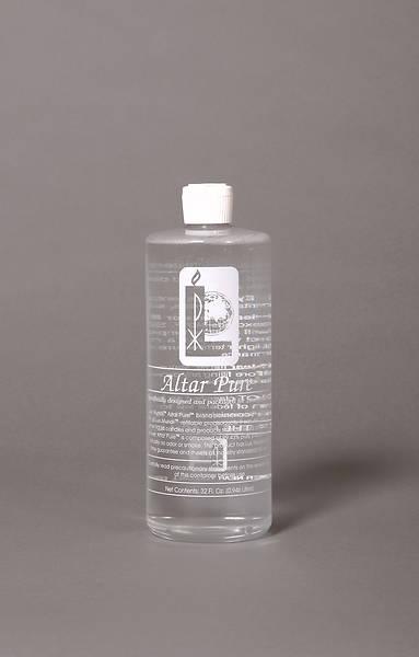 Picture of Lux Mundi Altar Pure Liquid Paraffin Wax - 12 Quart Case
