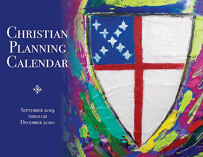 Picture of Christian Planning Calendar 2019-2020