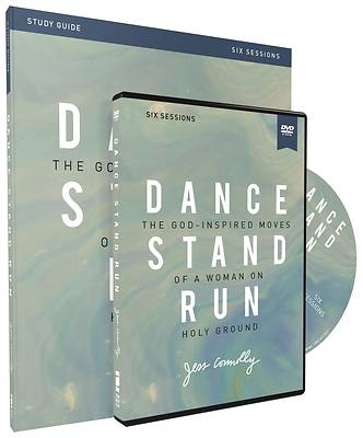 Picture of Dance, Stand, Run Study Guide with DVD