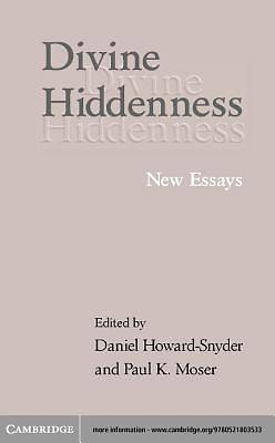 Divine Hiddenness [Adobe Ebook]