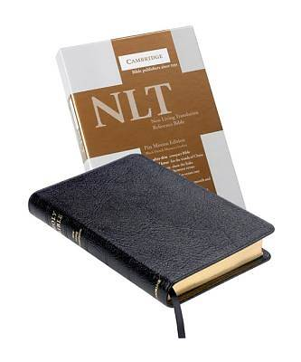 Pitt Minion Reference Bible-NLT