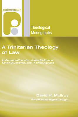 Picture of A Trinitarian Theology of Law