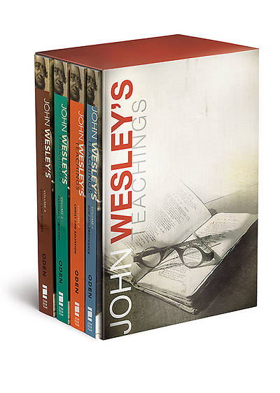 John Wesleys Teachings 4 Volume Set