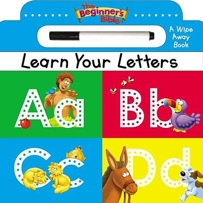 Picture of The Beginner's Bible Learn Your Letters