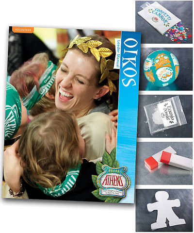 Group VBS 2013 Athens Oikos Teaching Kit