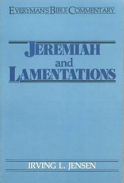Picture of Jeremiah & Lamentations- Everyman's Bible Commentary