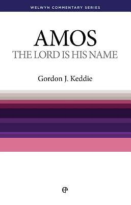 The Lord is His Name (Amos)