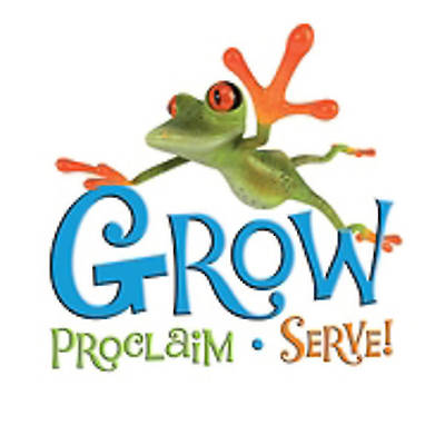 Picture of Grow, Proclaim, Serve! Preschool Leader's Guide 4/26/2015 - Download