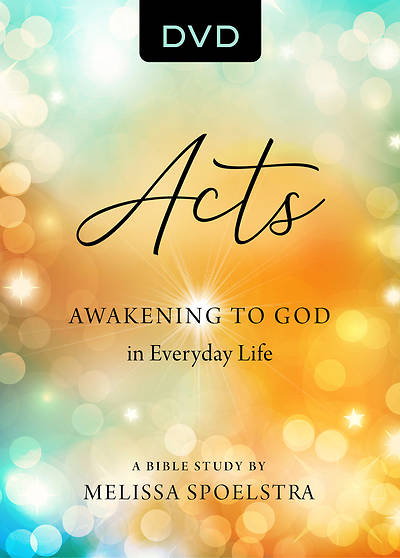 Picture of Acts - Women's Bible Study DVD
