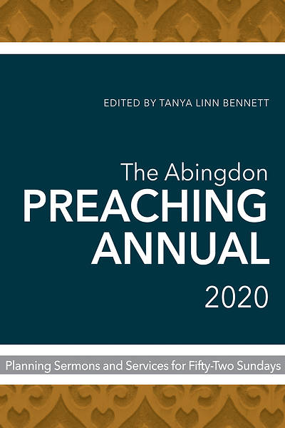 Picture of The Abingdon Preaching Annual 2020