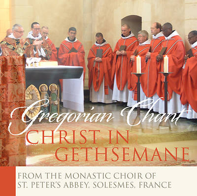 Christ in Gethsemane-CD