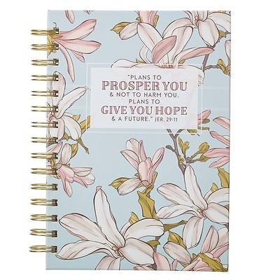 Picture of Large Wire Journal Plans to Prosper You Jer. 29