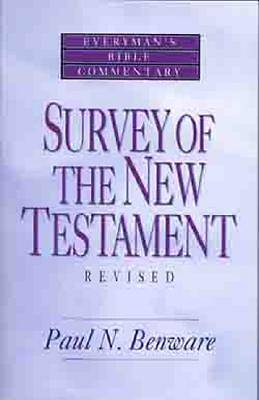 Picture of Survey of the New Testament