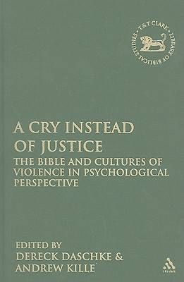 Cry Instead of Justice
