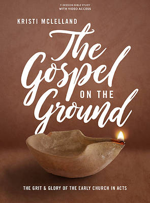 Picture of The Gospel on the Ground - Bible Study Book with Video Access