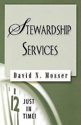 Just in Time! Stewardship Services - eBook [ePub]