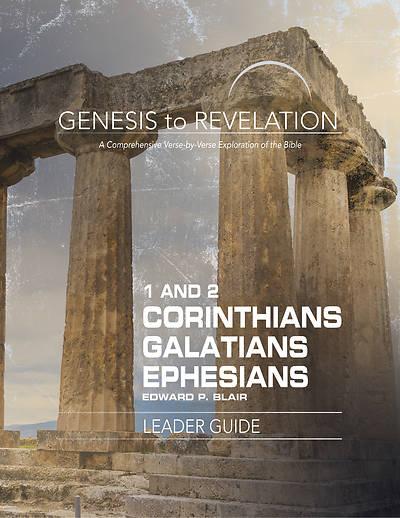 Picture of Genesis to Revelation: 1-2 Corinthians, Galatians, Ephesians Leader Guide