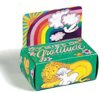 My Gift of Gratitude Offering Box Children (package of 50)