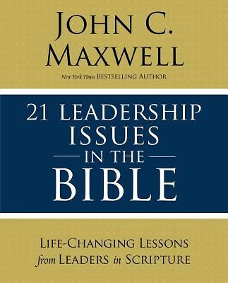Picture of 21 Leadership Issues in the Bible