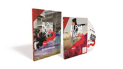 Picture of Alpha Youth Series Leader's Guide with DVD
