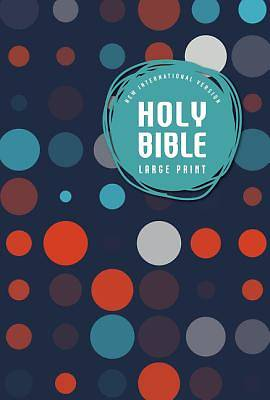 Picture of NIV Outreach Large Print Bible for Kids, Paperback