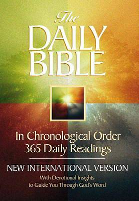 Bible NIV Daily