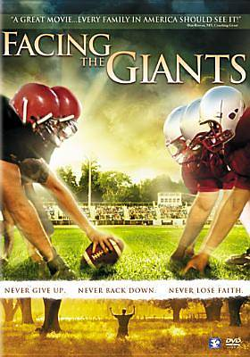 Facing the Giants (2006) DVD