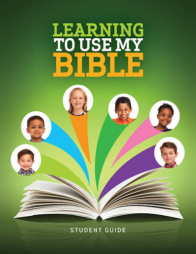 Picture of Learning to Use My Bible Student Guide