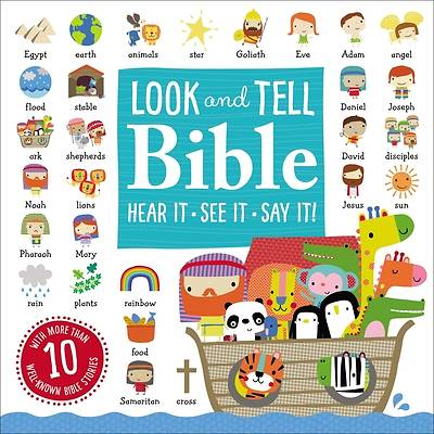 Picture of Look and Tell Bible Stories