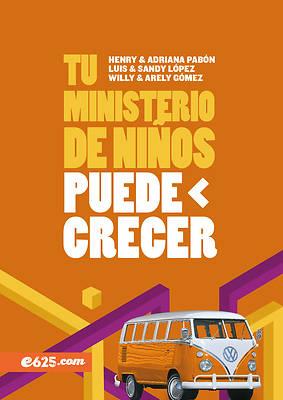 Picture of Tu Ministerio de Niños Puede Crecer