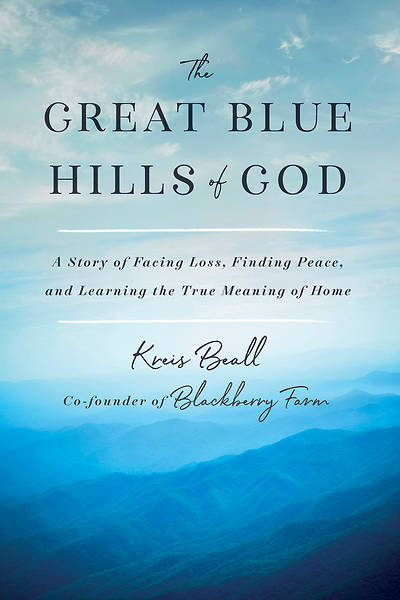 Picture of The Great Blue Hills of God