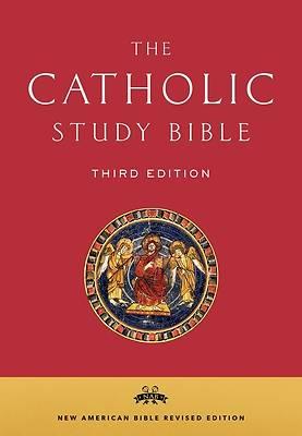 Picture of Catholic Study Bible-Nab
