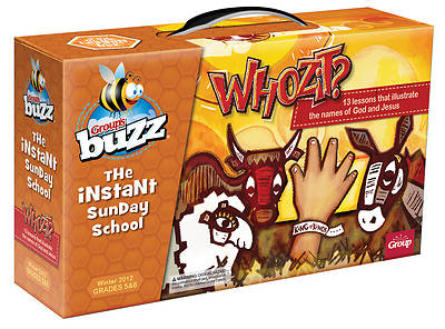 Groups Buzz Whozit? Kit Grades 5 & 6 Winter 2012-13