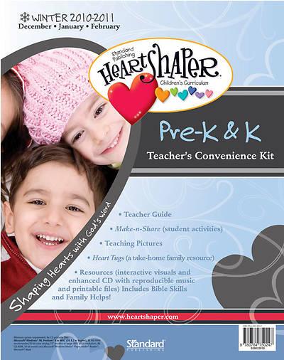 Picture of HeartShaper PreK-K Teacher's Convenience Kit