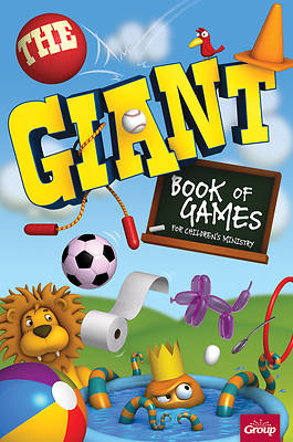Picture of The Giant Book of Games for Children's Ministry
