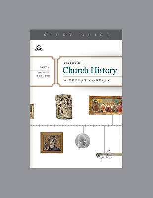 Picture of A Survey of Church History, Part 2 A.D. 500-1500