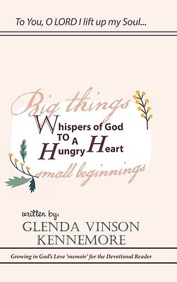 Picture of Whispers of God to a Hungry Heart