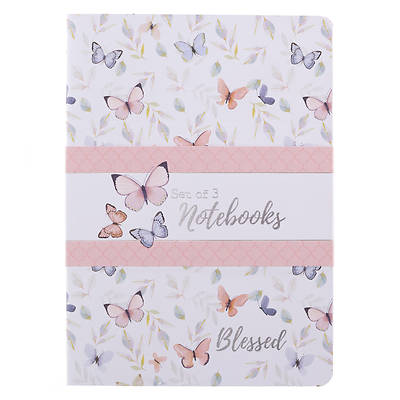 Picture of Notebook Set Large Blessed