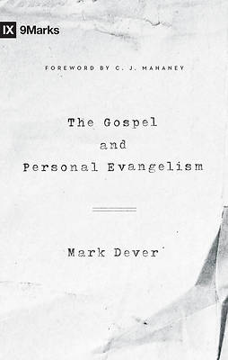 Picture of The Gospel and Personal Evangelism