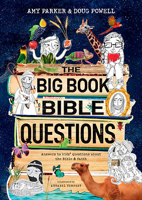 Picture of The Big Book of Bible Questions
