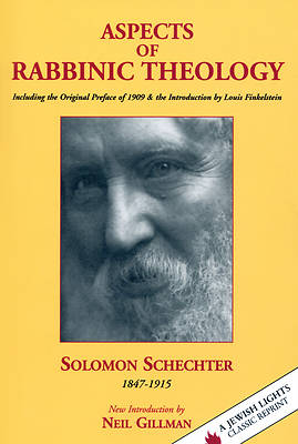 Aspects of Rabbinic Theology