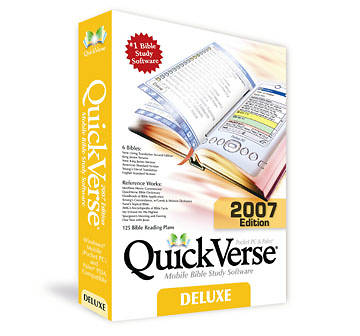 Quickverse Mobile Deluxe 2007
