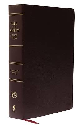 Picture of Life in the Spirit Study Bible-KJV