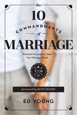 Picture of The 10 Commandments of Marriage