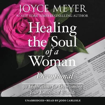 Picture of Healing the Soul of a Woman Devotional Lib/E