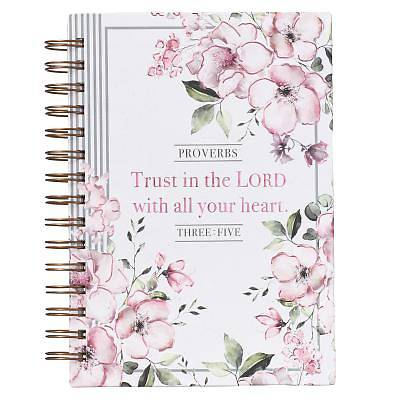 Picture of Journals Hardcover Wirebound Trust in the Lord