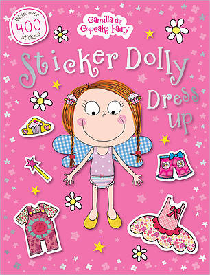Camilla the Cupcake Fairy Sticker Dolly Dress Up