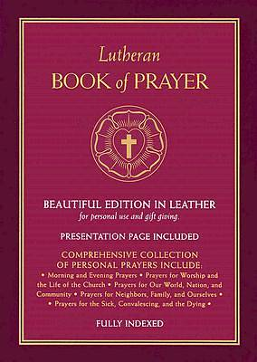 Picture of Lutheran Book of Prayer