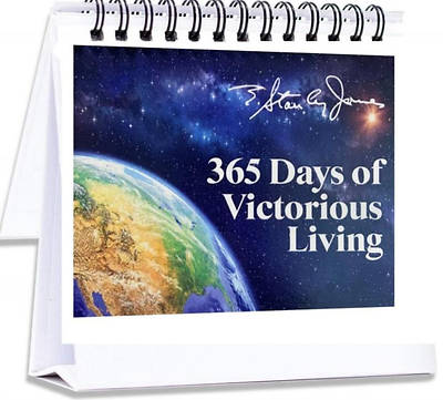 Picture of 365 Days of Victorious Living Calendar